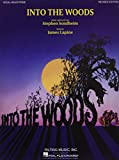 Stephen Sondheim Into The Woods Revised Edition Vocal Selections Book