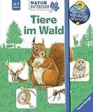 Tiere im Wald (Wieso? Weshalb? Warum? Natur-Entdecker) - Daniela Prusse