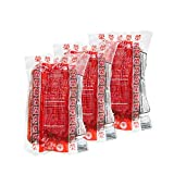 Wing Wing Chinese Style Pork Sausage Lap Cheong (16oz x3/Pack of 3) 荣荣腊肠/白油肠