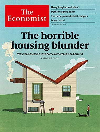 The Economist [UK] January 18 - 24 2020 (単号)