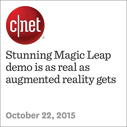 Stunning Magic Leap demo is as real as augmented reality gets audiobook cover art