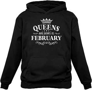 february birthday hoodies