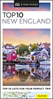 DK Eyewitness Top 10 New England (Pocket Travel Guide)