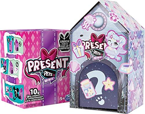 Present Pets 6059467 Minis, 7,6 cm Überraschungs-Sammelfigur (Stil kann variieren), Kinder-Spielzeug für Mädchen ab 5 Jahren