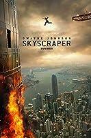 DSJHK 大人のための1000個のパズル-超高層ビルの映画のポスター-家族、友人、大人、子供のためのチャレンジパズルゲームとおもちゃ
