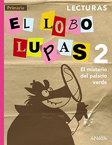 Lecturas 2, El Lobo Lupas: El Misterio del Palacio Verde