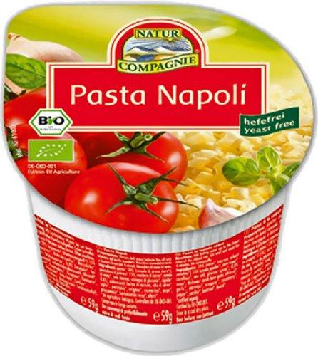 Natur Compagnie Bio Pasta Napoli 12x59g
