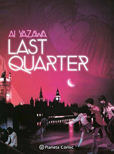 Last Quarter (Integral) (Manga Josei)