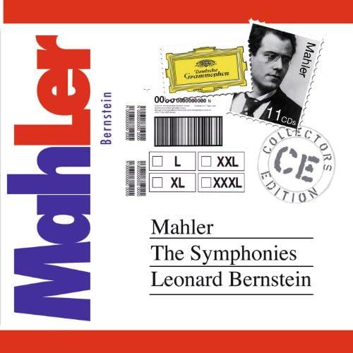 Concertgebouw Orchestra of Amsterdam, New York Philharmonic Orchestra, Wiener Philharmoniker, Leonard Bernstein & Gustav Mahler