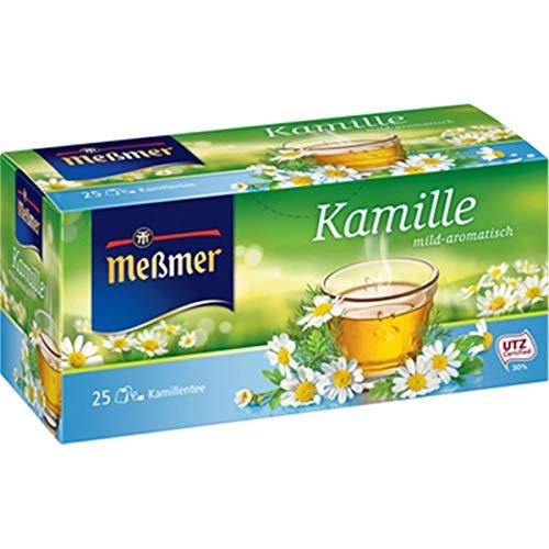 Meßmer Kamille 25 Teebeutel, 1er Pack