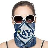 Shui Tampa Bay Rays Fußball Logo UV-beständig ist geeignet für Yoga Laufen Wandern und Motorradfahren