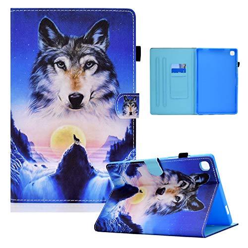 Auslbin Tablet Schutzhülle für mit Samsung Galaxy Tab A7 10.4