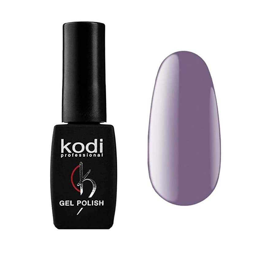 スーパーマーケット一般的にまさにKodi Professional New Collection LC LILAC #20 Color Gel Nail Polish 12ml 0.42 Fl Oz LED UV Genuine Soak Off