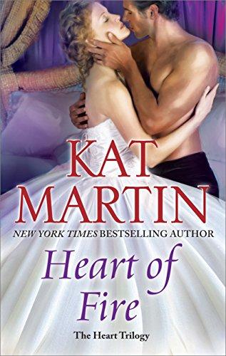 Heart of Fire (The Heart Trilogy Book 2)
