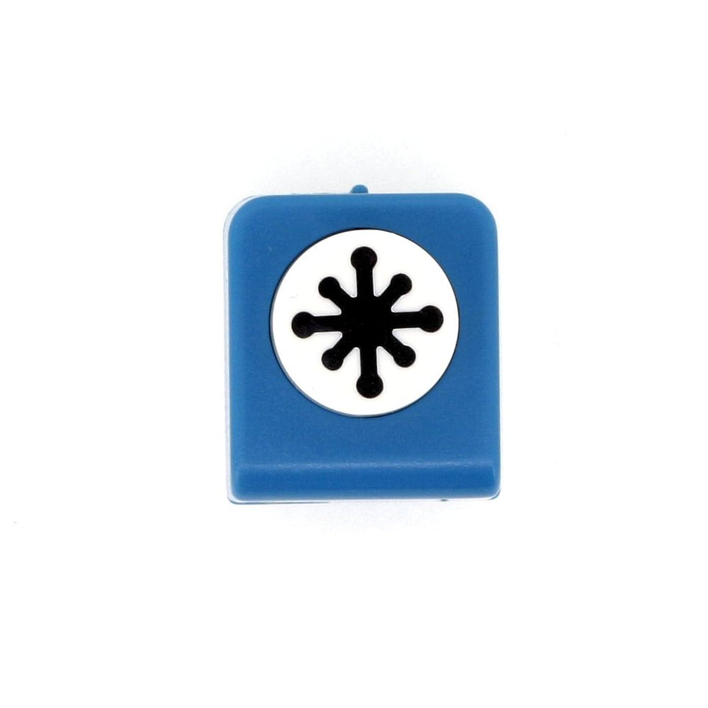 Carl Craft Mini Craft Paper Punch, Snow Flake (CN12120)