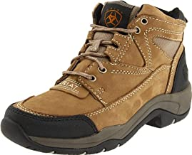 Ariat Women's Terrain Hiking Boot, Taupe, 9 M US