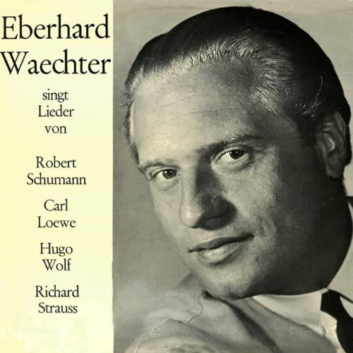 Eberhard Waechter & Prof. Heinrich Schmidt