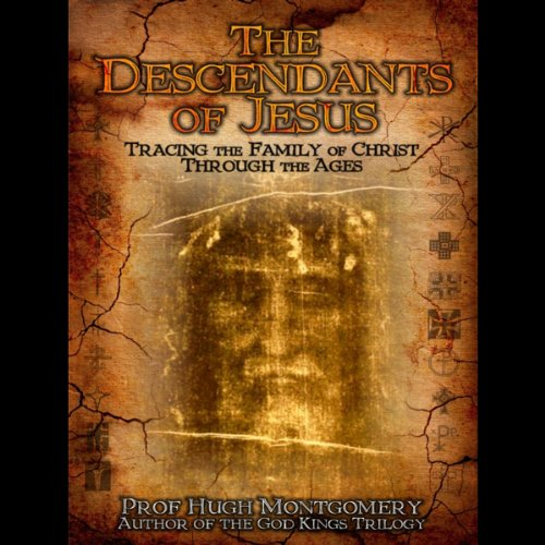 The Descendants of Jesus audiobook cover art