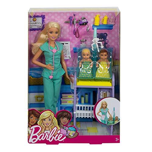 Barbie Docteur pour Enfants Medecin Pédiatre - 4