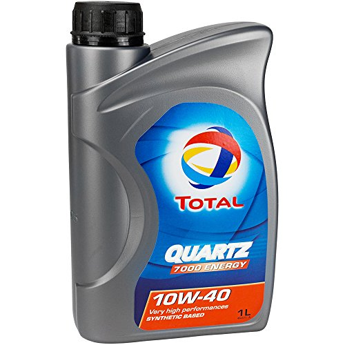 Total 1 Liter Quartz 7000 Energy SAE 10W-40