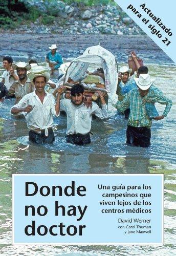 Donde no hay doctor (Spanish Edition)