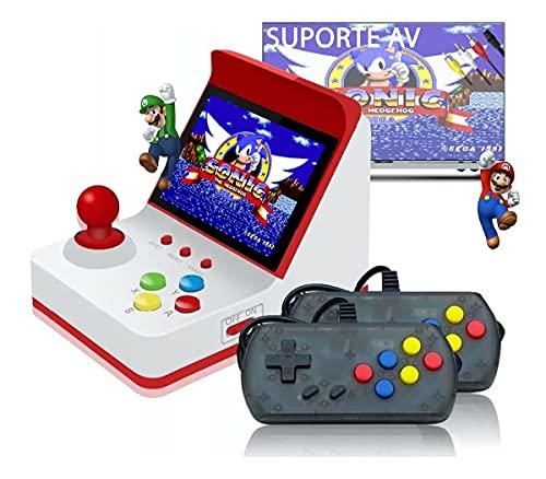 Fliperama Portátil Mini Emulador Video Game 360 Jogos Retro