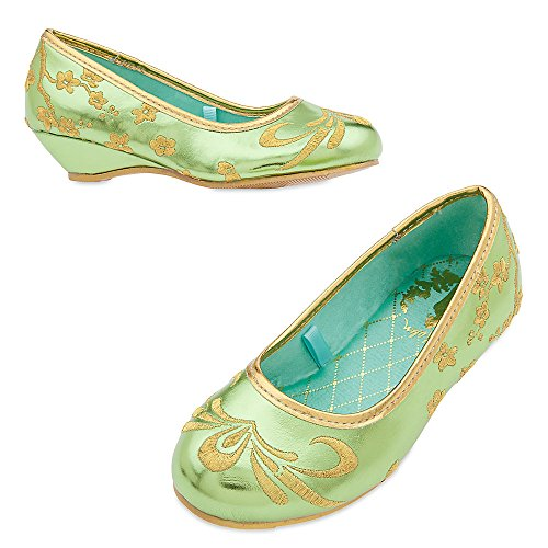 Disney Mulan Costume Shoes for Kids Size 9/10 YOUTH