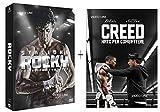 Dvd Rocky - La Saga Completa + Creed Nato per Combattere (7 Dvd) - Edizione Italiana ⭐⭐⭐ VENDUTO DA VIDEO LINE ⭐⭐⭐