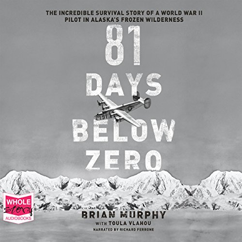 Couverture de 81 Days Below Zero