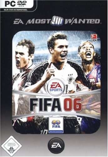 FIFA 06 (DVD-ROM) [EA Most Wanted]