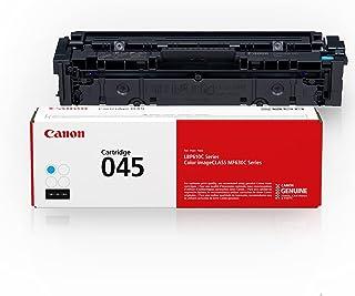 Canon Genuine Toner, Cartridge 045 Cyan (1241C001), 1 Pack, for Canon Color imageCLASS MF634Cdw, MF632Cdw, LBP612Cdw Laser...