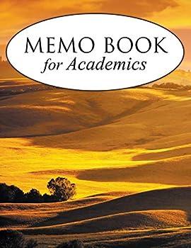 Paperback Memo Book For Academics Book