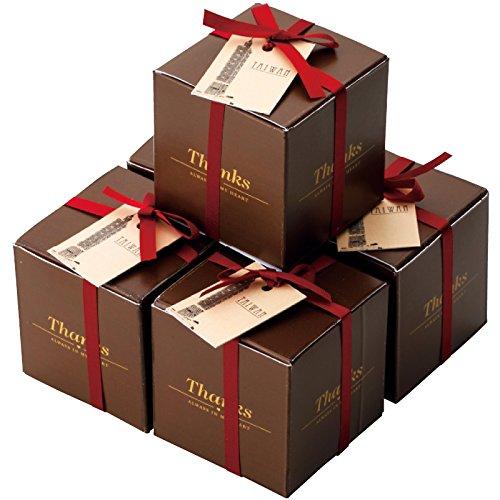 台湾 土産 台湾 プチギフト箱入り チョコトリュフ 5箱セット (海外旅行 台湾 お土産)