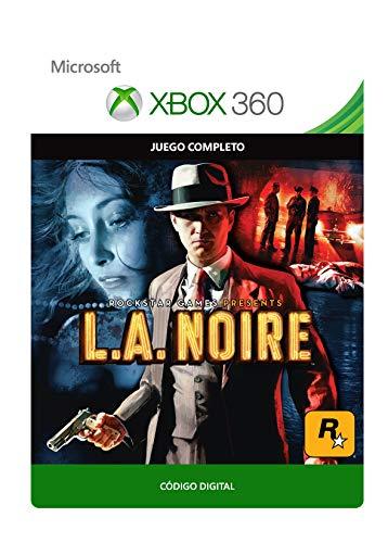 L.A. Noire Standard | Xbox 360 - Código de descarga