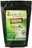 Crio Bru Ground Cocoa Beans, Cavalla Ivory Coast, 12 Ounce