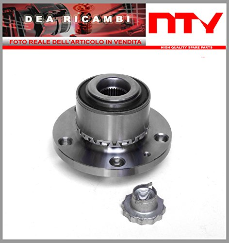 amsk001 Moyeu roulement roue avant SKODA FABIA Combi 1200 1.2 du 01 au 07