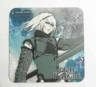 NieR Automata Replicant / Gestalt Coaster Nier Square Enix Cafe Limited F/S