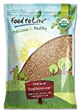 Organic Wheat Berries, 10 Pounds – Non-GMO, Kosher, Raw, Sproutable, Vegan, Sodium and Sugar Free