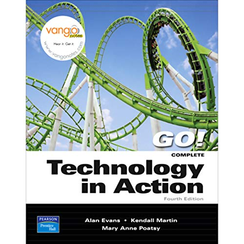 VangoNotes for Tecnologia en Accion, 4/e, Introduccion audiobook cover art