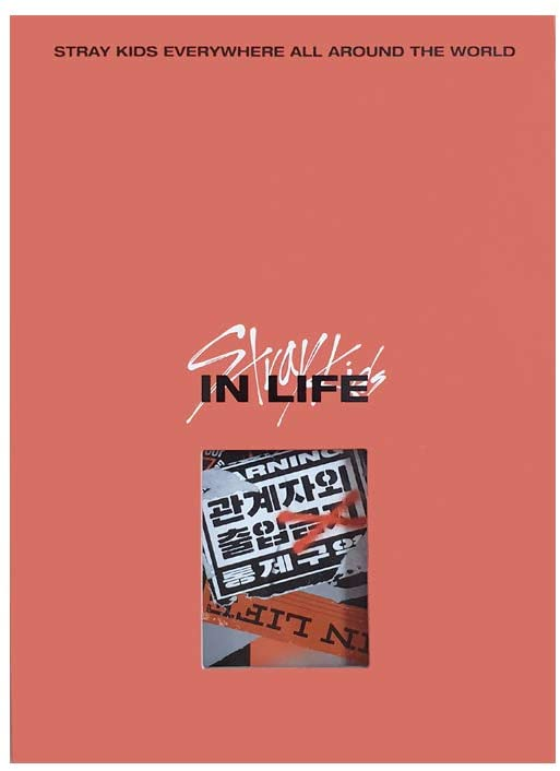 STRAY Limited time trial price KIDS in Life Standard Version Re IN生 A Max 57% OFF Type 1st The