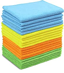 microfiber cleaning cloths: how to clean house fast