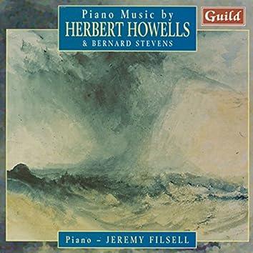 Howells: Gadabout, Three Pieces Op. 14, Sonatina - Stevens: Fantasia, Sonata, Aria