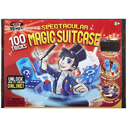 Product Image of the Ideal Magic Spectacular Magic Suitcase