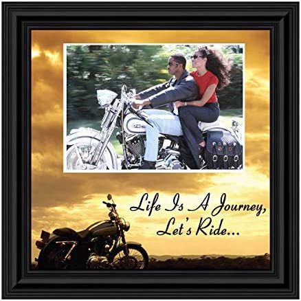Classic Harley Picture Frame Harley Davidson Gifts for Men Harley Davidson Gifts for Women Harley product image