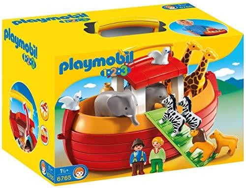 PLAYMOBIL  1.2.3 Playset Maletín Arca