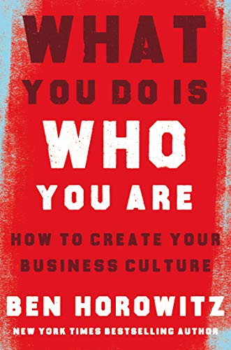 Horowitz, B: What You Do Is Who You Are