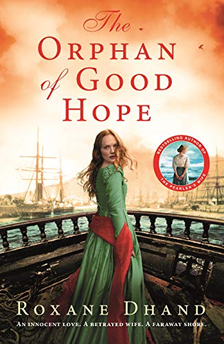 The Orphan of Good Hope by Roxane Dhand front cover
