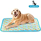 Cooling Mat, ONEJU Cooling Mat for Dogs and Cats, Large Pet Cooling Mat