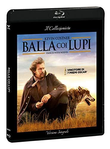 """Balla Coi Lupi """"Il Collezionista"""" (Bd Long + Dvd Short) + Card Da Collezione"""