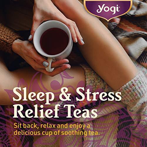 Yogi Kava Tea Drinking